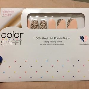 Color Street nail strip Trend Spotted